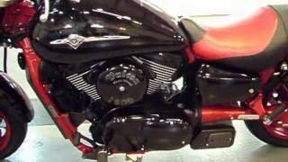 2008 kawasaki vulcan mean streak 1600 special edition edirect motors