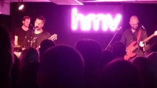White Lies - Morning In La (HMV 363 Oxford St)