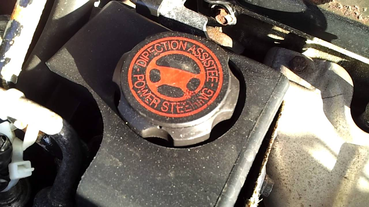Where Is The Power Steering Fluid Reservoir In A Citroen Picasso