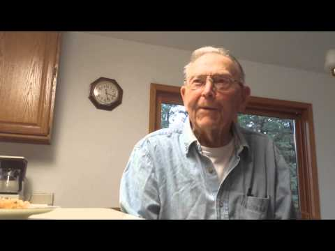 Grandpa Talks About Being a Merchant Marine