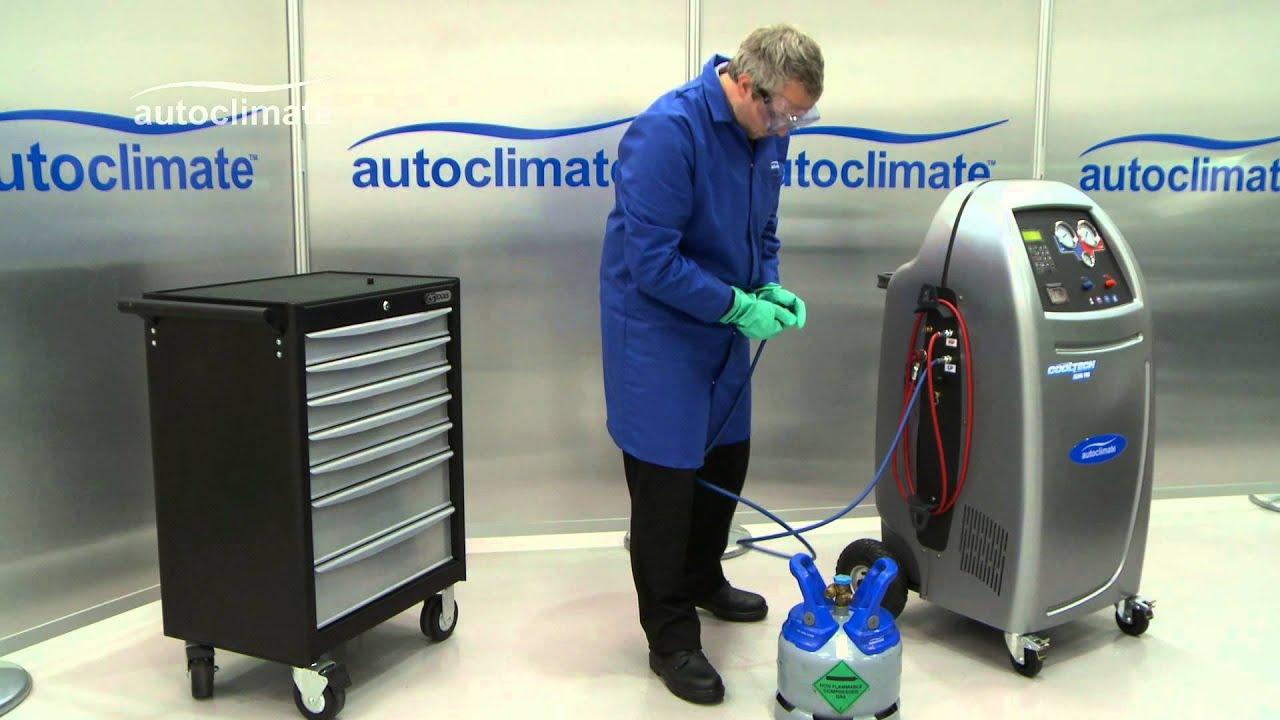 robinair ac690 pro tank filling youtube rh youtube com