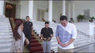 Waduh Ada Apa?? Soimah, Ramzi & Gilang Dicegat Paspampres Istana Bogor #DangdutanBarengPresiden