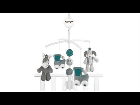 Nattou móvil musical en Eurekakids