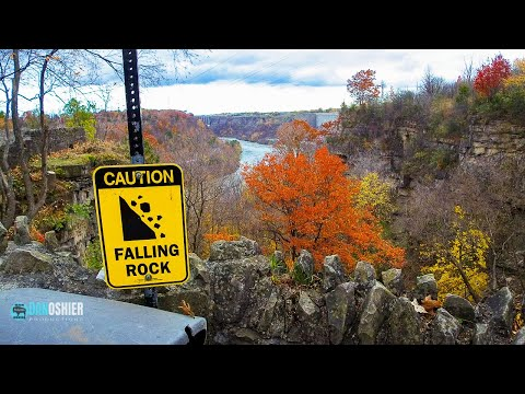 Hiking The Devil's Hole Trail In Niagara Falls | New York State Parks