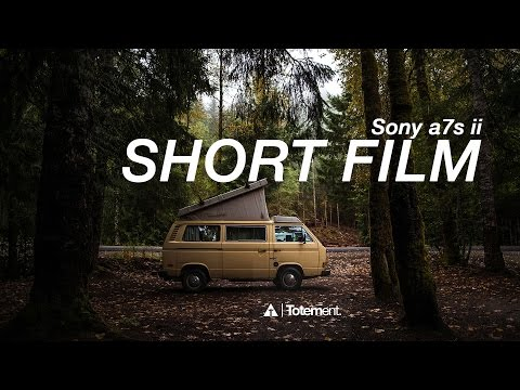 Sony A7sii Short Film--The Photographer's Eye