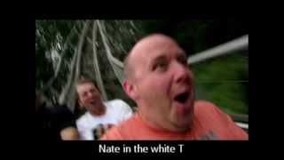 Upper Clements Park Roller Coaster of Death