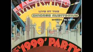 Hawkwind - The Watcher (1974)