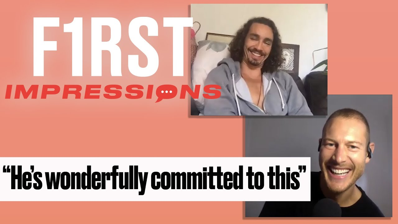 Robert Sheehan's Dolly Parton Impression Is Incredible | First Impressions | LADbible
