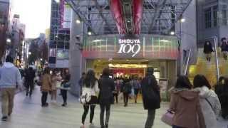 Travel Japan: Shibuya 109 Shopping & Genki Sushi