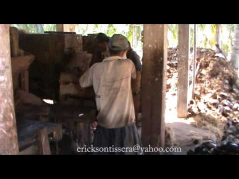 Coconut Fiber & Rope Makers - MErickson Tours & Travels