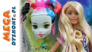 Zelektryzowane fryzury - Barbie & Zelektryzowani Monster High - Bajki dla dzieci