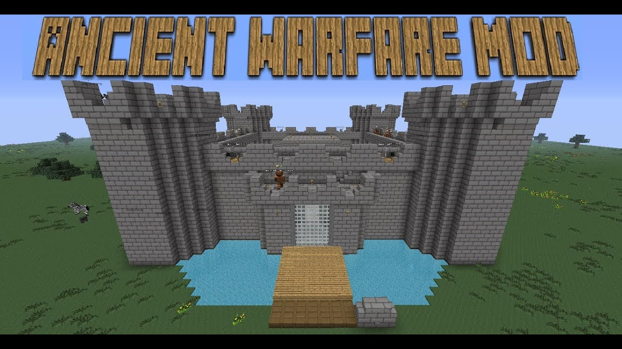 Ancient Warfare 2 Mod