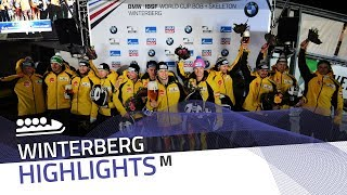 Walther leads German sweep in Winterberg | IBSF Official