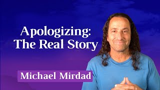 Apologizing: The Real Story