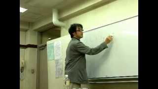 20120701ギター和声学講義1回目〜「ギター連盟ユベントスワークショップ」