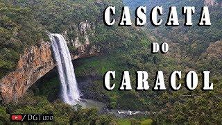 CASCATA DO CARACOL - Canela RS | Parque do Caracol - Dica de Canela e Gramado | Parte 4 Vlog