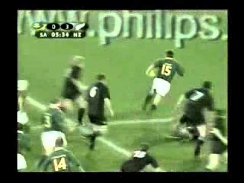 Springbok Rugby At Its Best