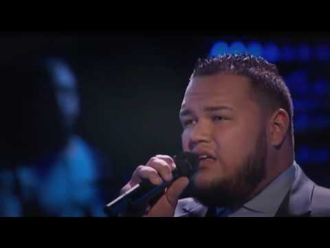 The Voice 2016   Christian Cuevas vs ...