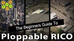 Cities Skylines - Beginners Guide to Ploppable RICO - Mod Tutorial