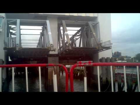 Woolwich Ferry Crossing