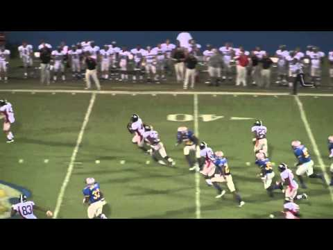 Football Highlights From Albany State