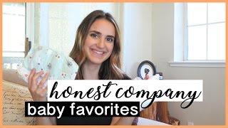 TOP 5 HONEST COMPANY BABY FAVORITES!