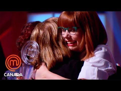 Mary Wins MasterChef S3 Final! 🏆| MasterChef Canada | MasterChef World