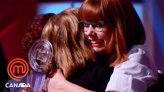 Mary Wins MasterChef S3 Final! 🏆| MasterChef Canada | MasterChef World