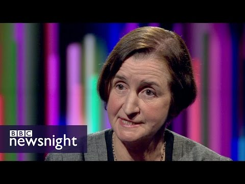 Shadow Defence Secretary: Emily Thornberry wrong on scrapping Trident - BBC Newsnight