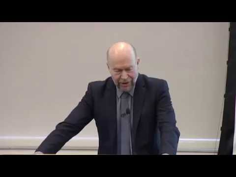 Climate Change and Energy: Dr James Hansen (February 2016)