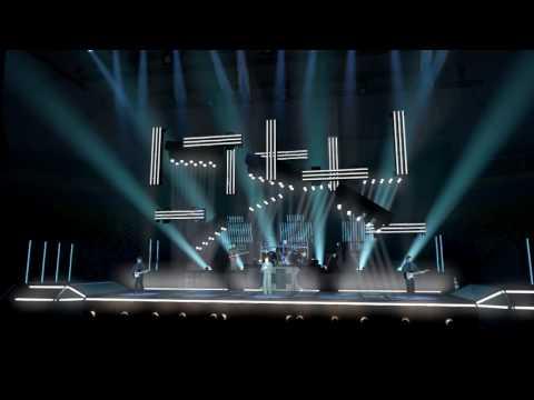 "[Nolimits Coaster 2] ""Rammstein - Hallelujah (2016)"" - Scripted Stage Lighting Recreation (60fps)"