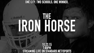The Iron Horse - Ogden High vs Ben Lomond High