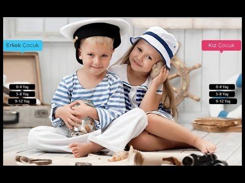 8c03b20ef5bd0 Tozlu 2014 Kız & Erkek Çocuk Ucuz Giyim Kıyafetleri - YouTube