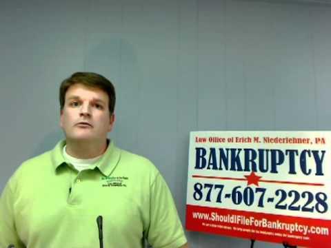Filing Bankruptcy after Job Loss - Pensacola Panama City Fort Walton Destin Fairhope Mobile