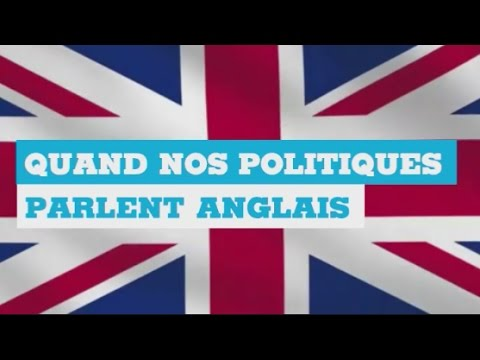 90 39 39 politique quand nos politiques fran ais parlent anglais youtube. Black Bedroom Furniture Sets. Home Design Ideas