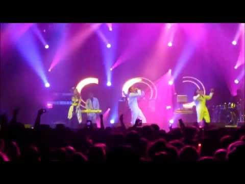 Get Up (Rattle) and more (LIVE) - Far East Movement @ Keflavik Music Festival