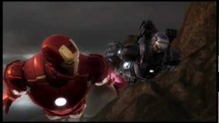 Iron Man 2: The Video Game (X360 PS3 PSP Wii DS) - Behind the Scenes