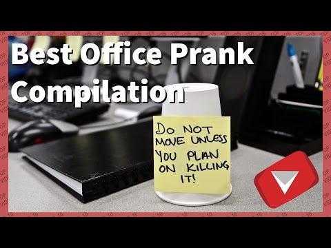 Best Office Prank Video Compilation [2017] (TOP 10 VIDEOS)