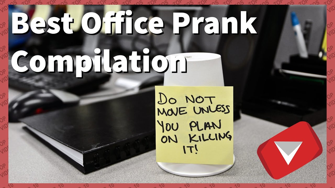 Best Office Prank Video Compilation [2017] (TOP 10 VIDEOS)