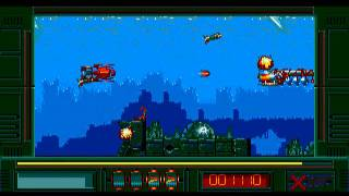 X-Out Atari ST Gameplay Video