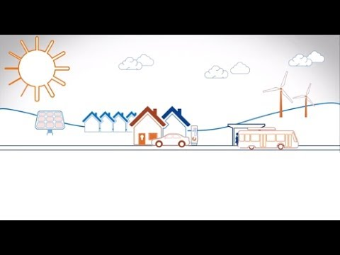 ABB global TV commercial on solar energy, EV charging, smart homes - 30 seconds