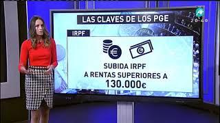 Las peligrosas medidas del acuerdo Iglesias- Sánchez para los PGE
