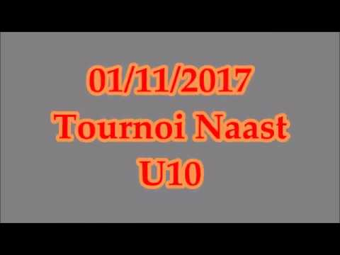 01/11/2017 Tournoi Naast U10