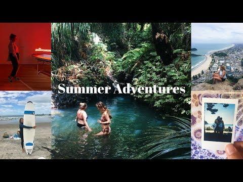 My NZ Summer | exchange diary nz