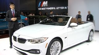 BMW 4-Series Convertible 2014 Videos
