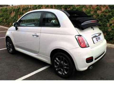 2014 fiat 500 1 4 sport cabriolet new auto for sale on auto trader south africa youtube. Black Bedroom Furniture Sets. Home Design Ideas