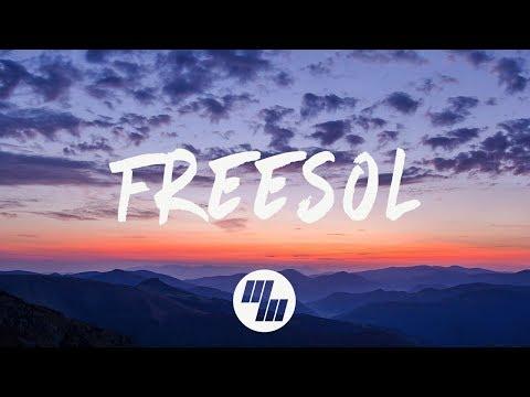 Seven Lions - Freesol (Lyrics / Lyric Video) Dabin Remix, ft. Skyler Stonestreet