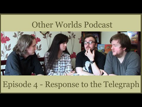 Other Worlds - Response to the Telegraph