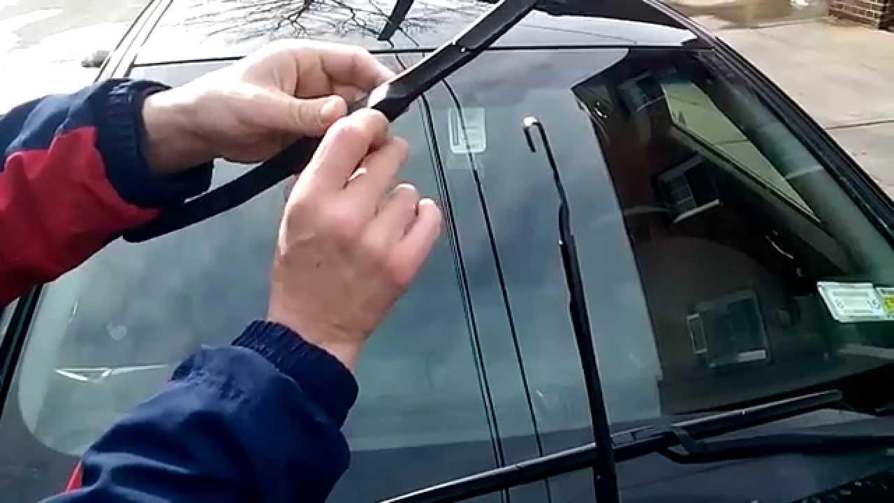 Genesis Auto Parts How To Replace Hyundai Sonata Genesis Wiper Blades Youtube