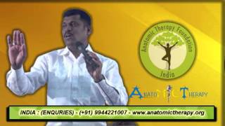 Anatomic therapy Healer bhaskar speech in Malaysia - Mukthi